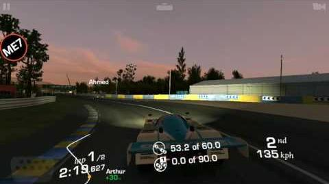 Real Racing 3, Path of Defiance, Stage 8