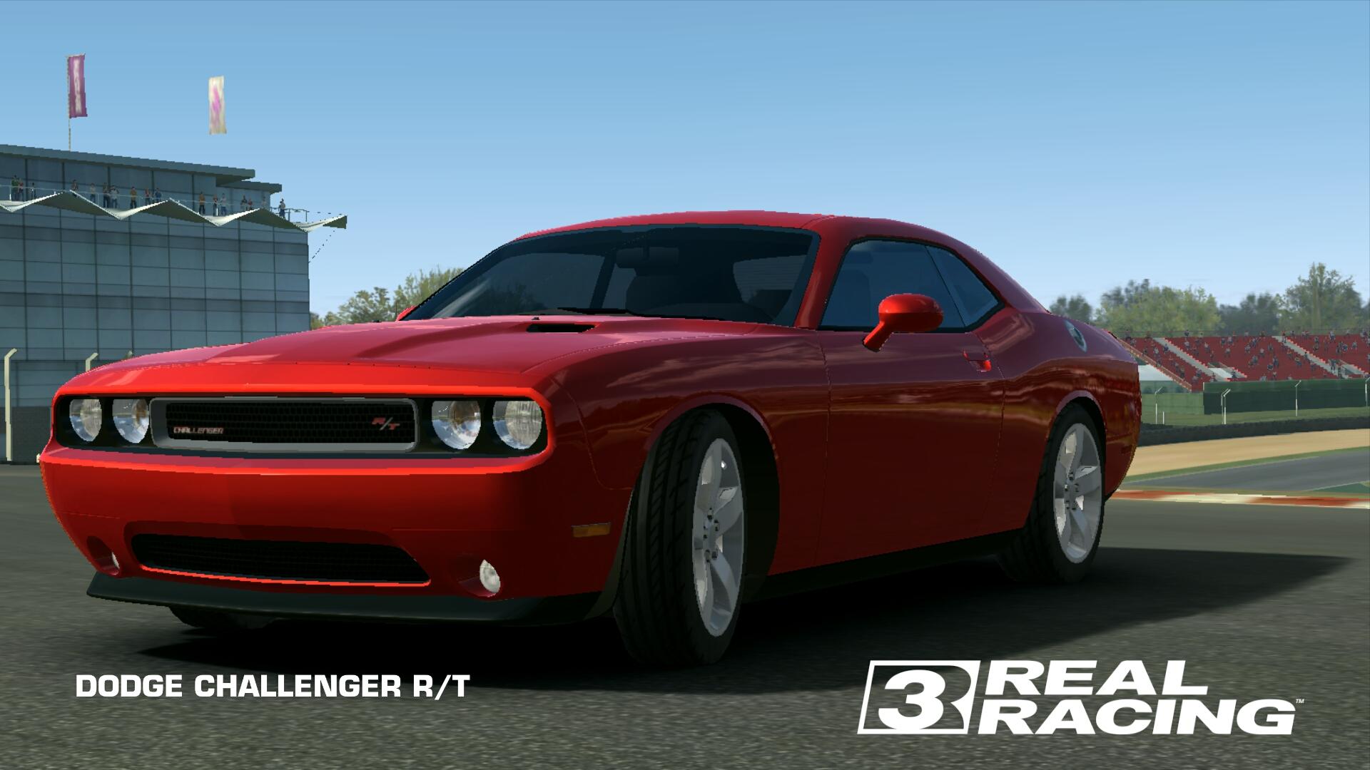 Challenger r t