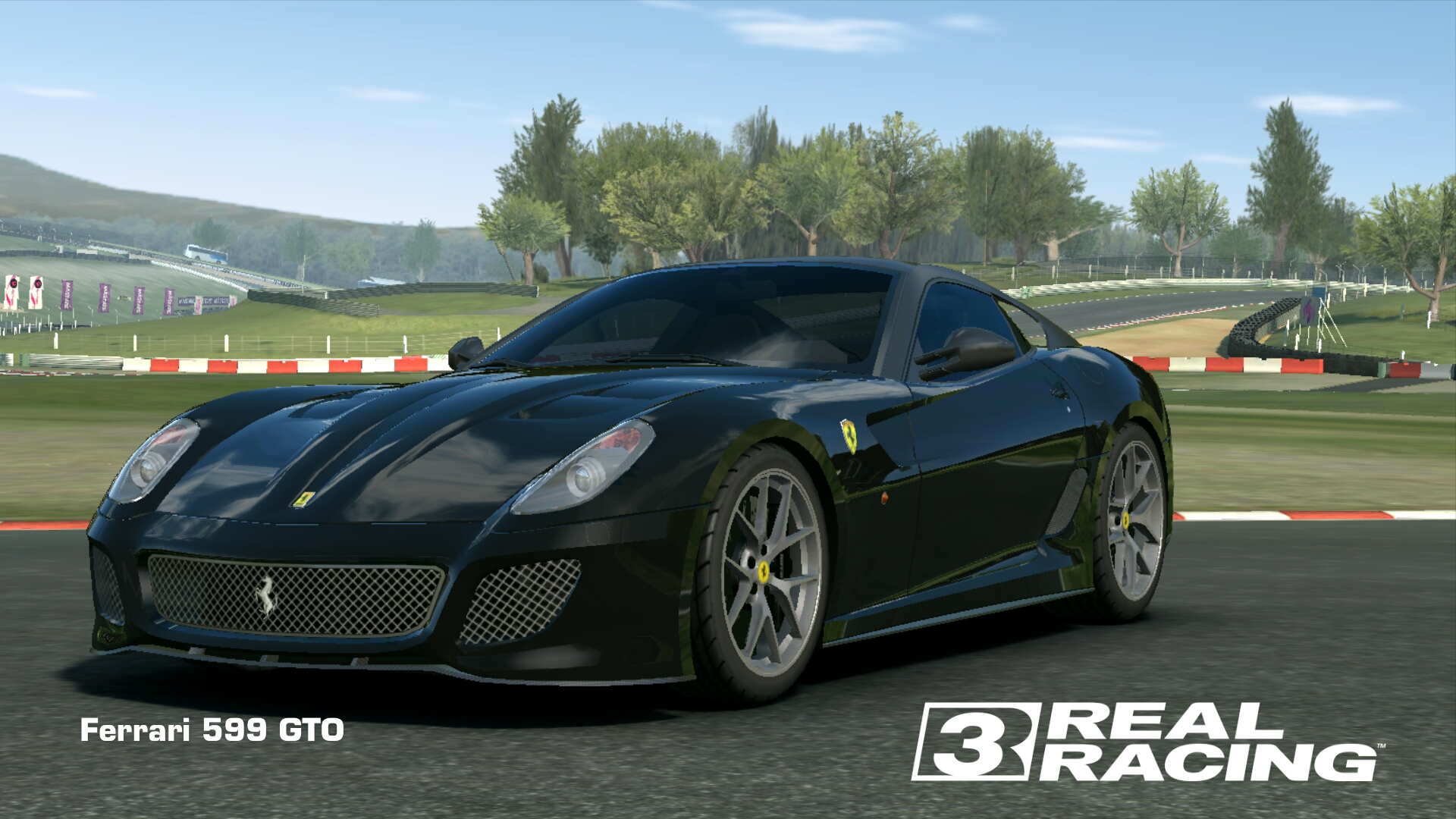 Showcase Ferrari 599 GTO