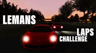 Le Mans Laps Challenge (Top 10 Options)