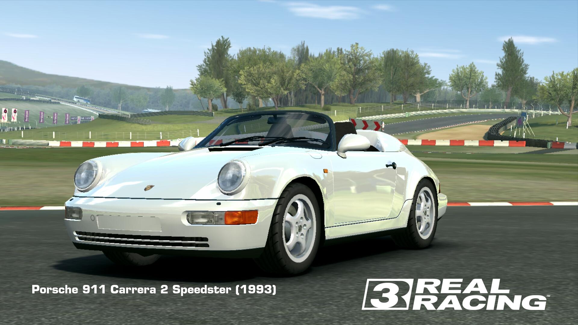 Showcase Porsche 911 Carrera 2 Speedster (1993)