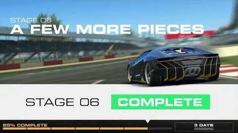 Lamborghini's Legacy, Stage 6 Race 4, Upgrades 3232122 (unserviced)