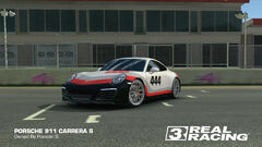 No. 444 Porsche GT Racing 911 Carrera S