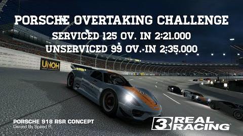 Real Racing 3 Porsche Overtaking Challenge 125 Overtakes 2 21