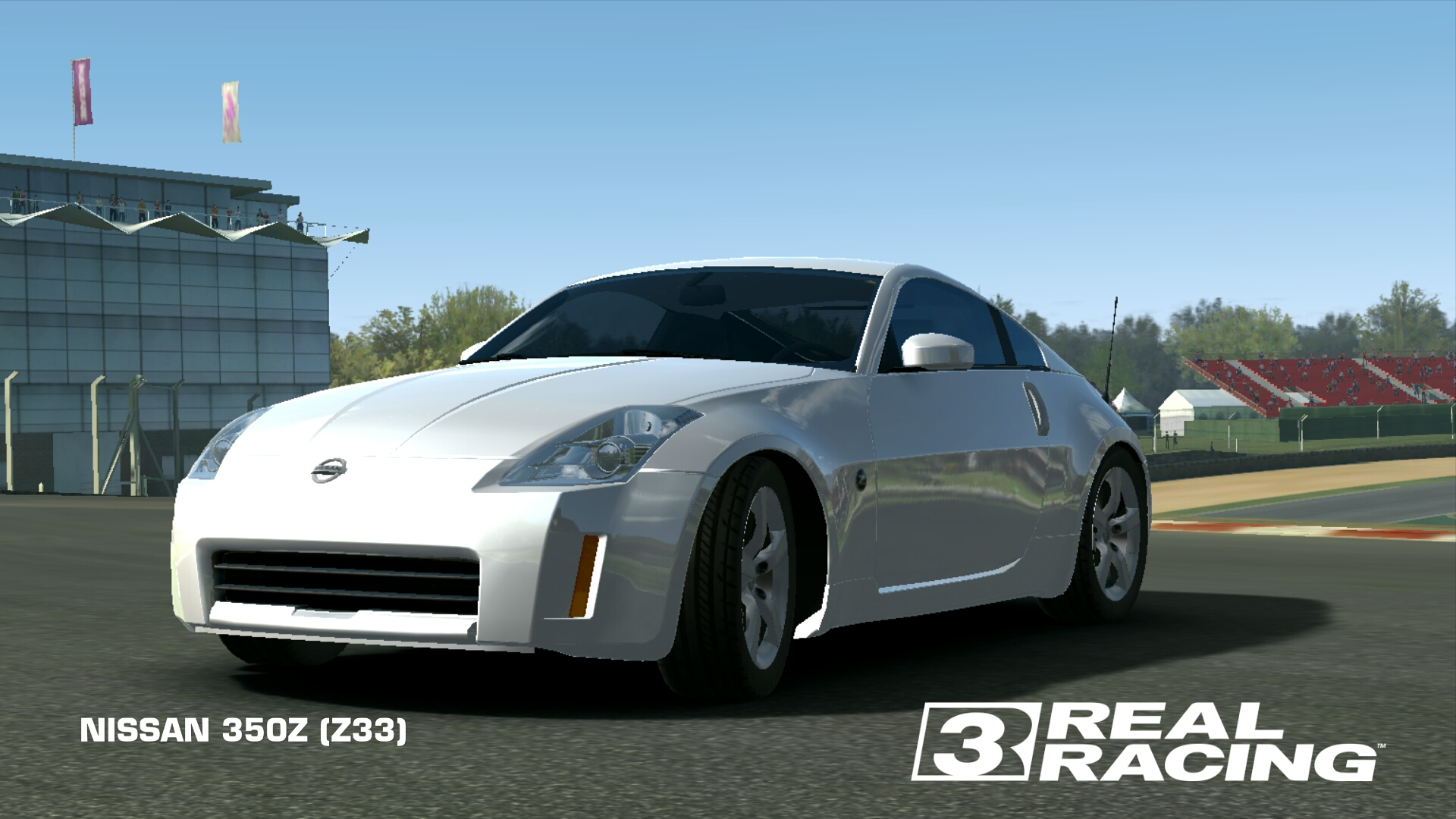 NISSAN 350Z (Z33) | Real Racing 3 Wiki | FANDOM powered by Wikia