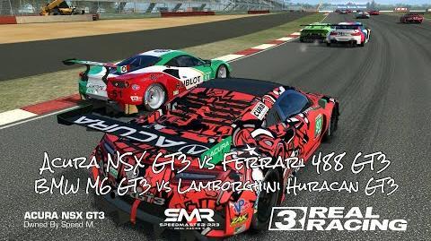 Bmw M6 Real Racing 3