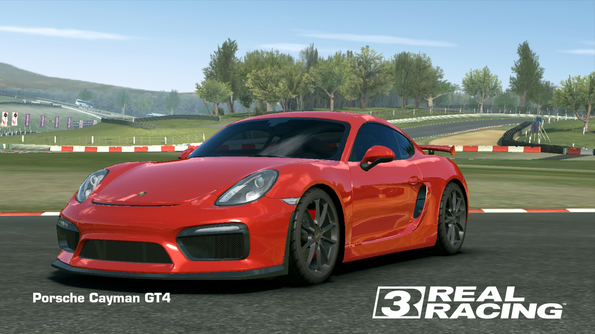 Showcase Porsche Cayman GT4