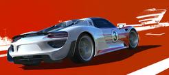 Series Concept Car Clash