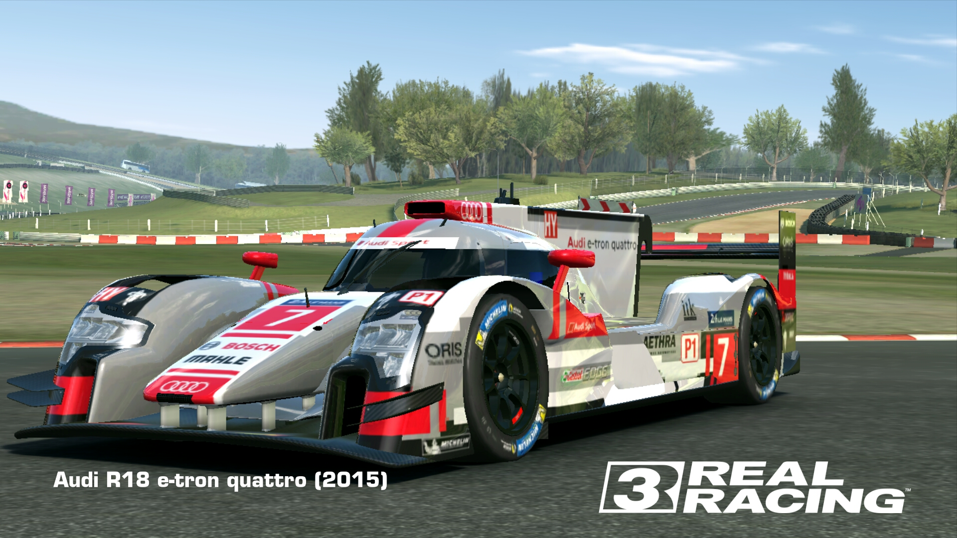 Image - Showcase Audi R18 e-tron quattro (2015).jpg | Real Racing 3 ...