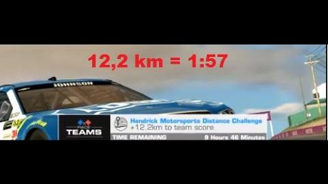 !!Team Challenge BUG!! 12,2 Km = 1,57min