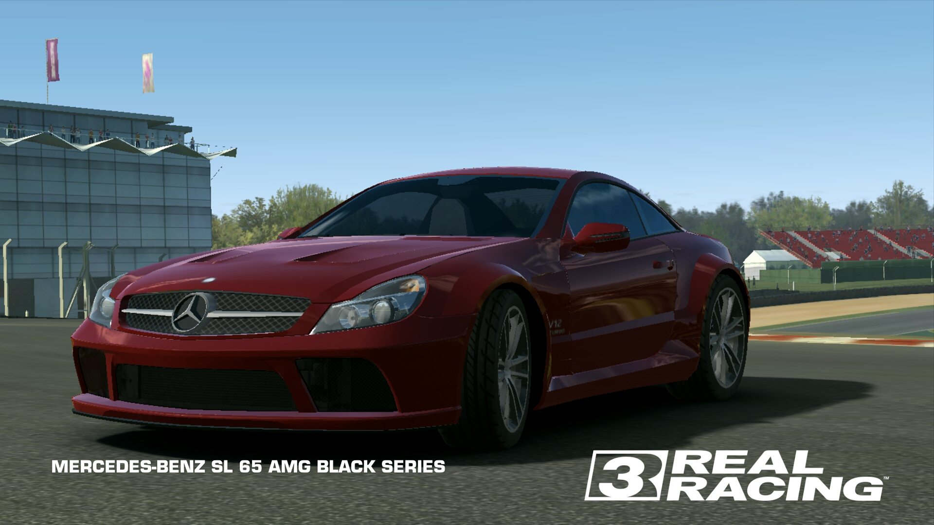 Mercedes Benz Sl 65 Amg Black Series Real Racing 3 Wiki Fandom