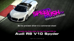 Speedrush TV Challenge