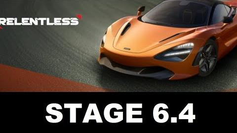 Real Racing 3, Relentless Event Stage 6