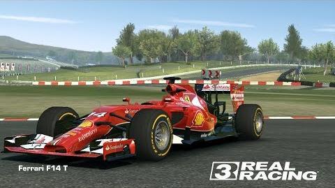 Real Racing 3 - Team Event - Pro Speed Snap - Ferrari F14 T