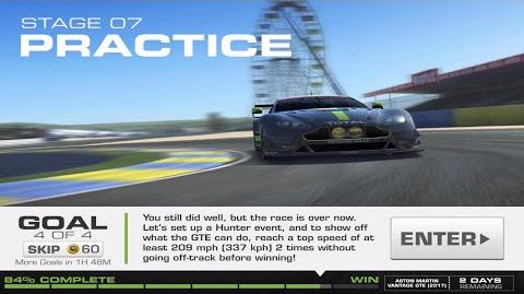 RR3 Balance Of Power Stage 7 Goal 4 Upgrades 3331333 (288 gold) Real Racing 3
