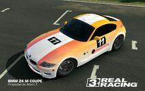 Albert Tasmani BMW Z4 M COUPE