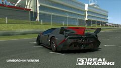 Matte Carbon Veneno (Back)