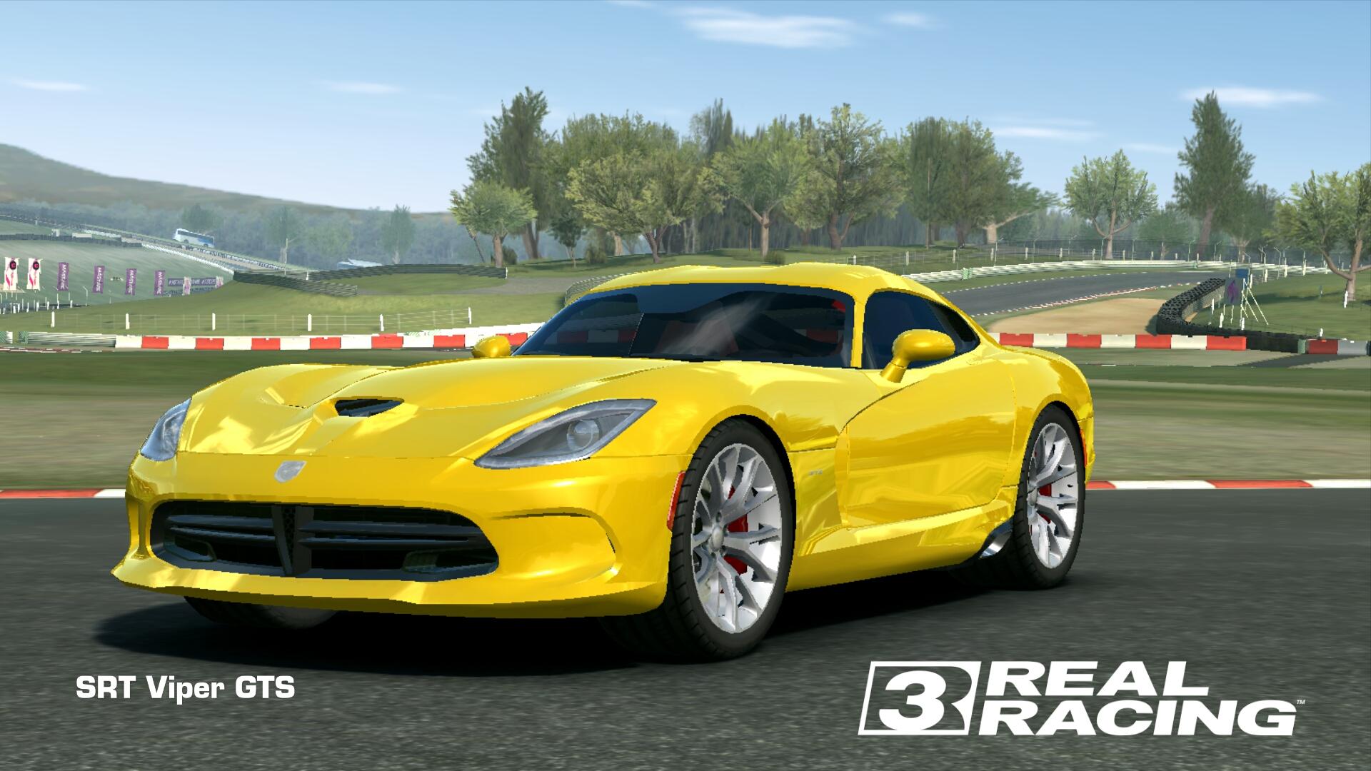 Showcase SRT Viper GTS