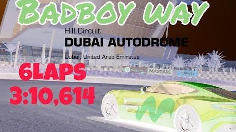 TC Aston Martin Laps badboyway 3 10,614 6 Laps