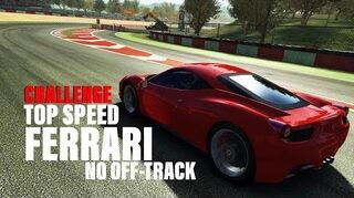 Ferrari Top Speed Challenge (Top 2 Options)-1