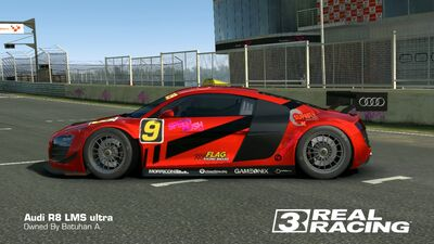 R8 LMS SB Edition No. 9 Side 2