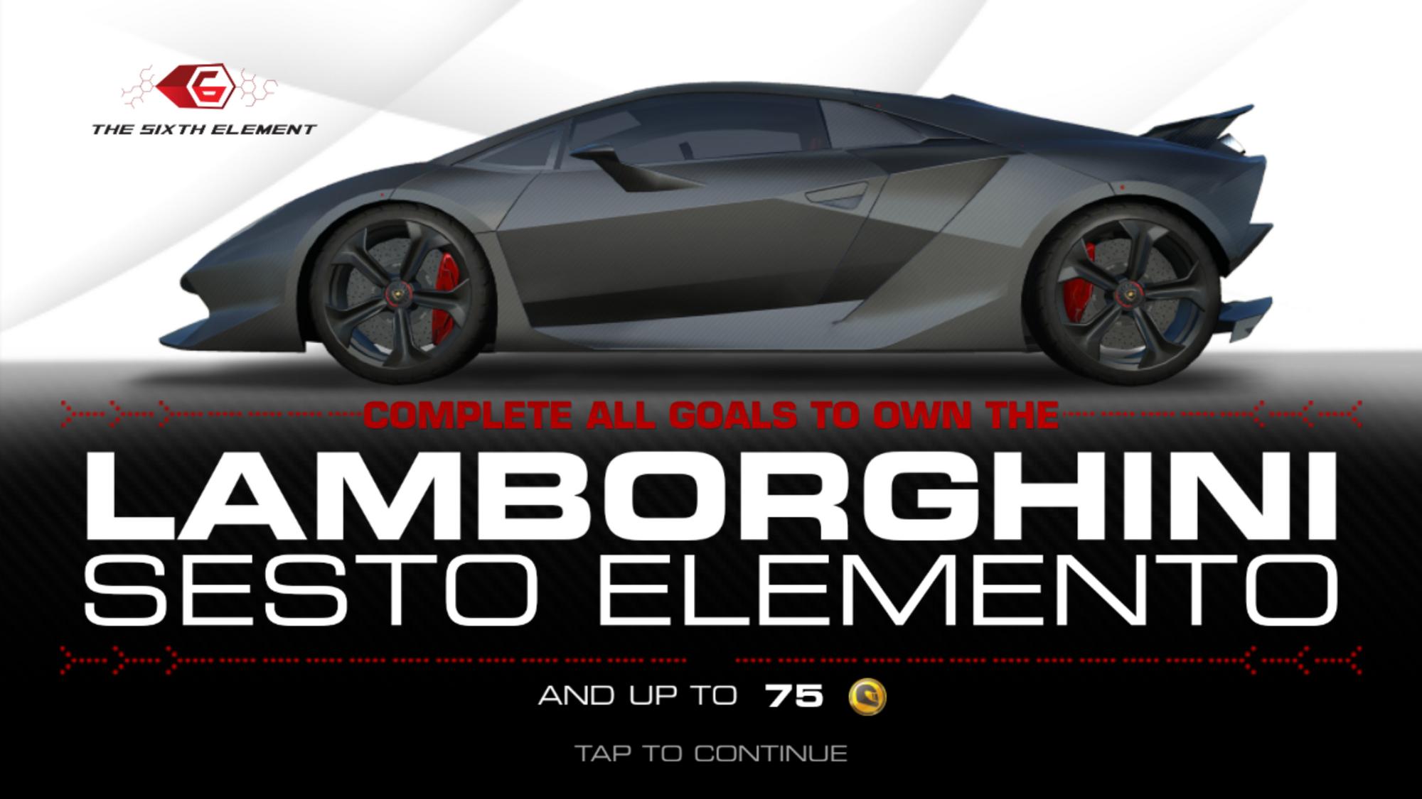 the sixth element | real racing 3 wiki | fandom poweredwikia