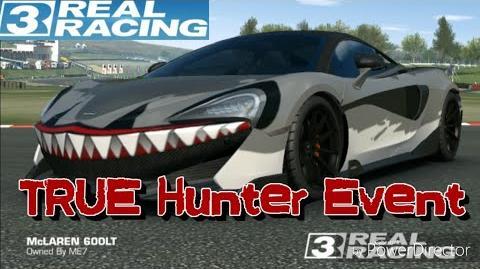 Hunter Eats Prey!! An RR3 Shark Tale