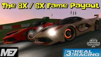 The 8X 6X fame payout