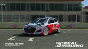 I20 WRC Hyundai Motorsport