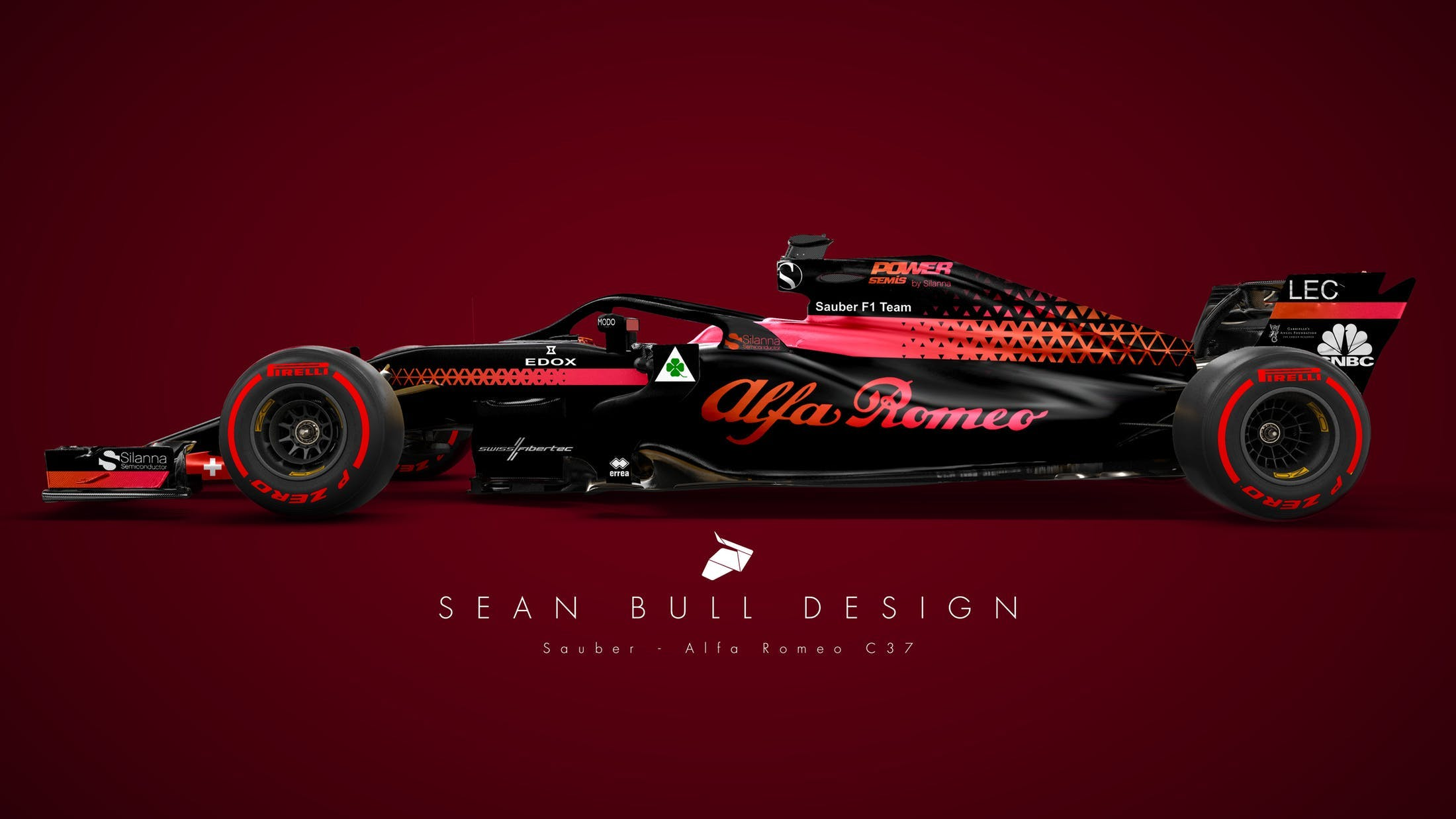 And now, for the best looking and slowest F1 car of the 2018 Season