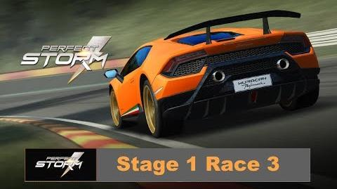 Perfect Storm Stage 1 Race 3 Lambo Huracan Perfor