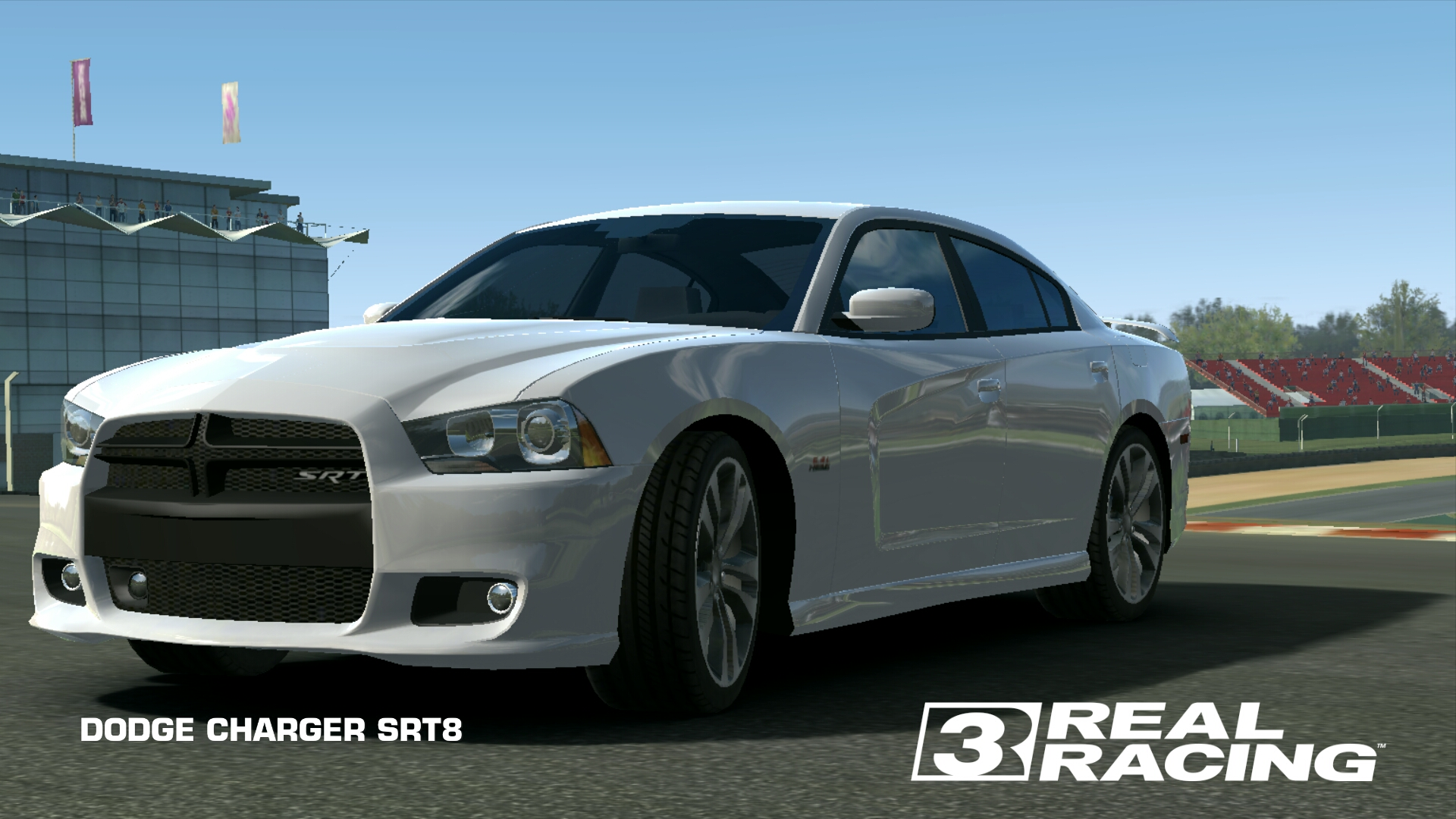 Charger srt8