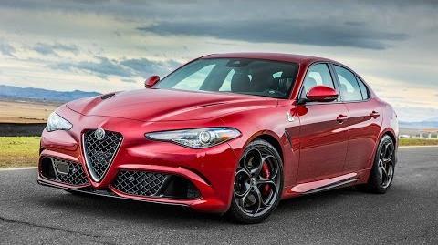 2017 Alfa Romeo Giulia Quadrifoglio—The Return of the Italian Sport Sedan - Ignition Ep. 167