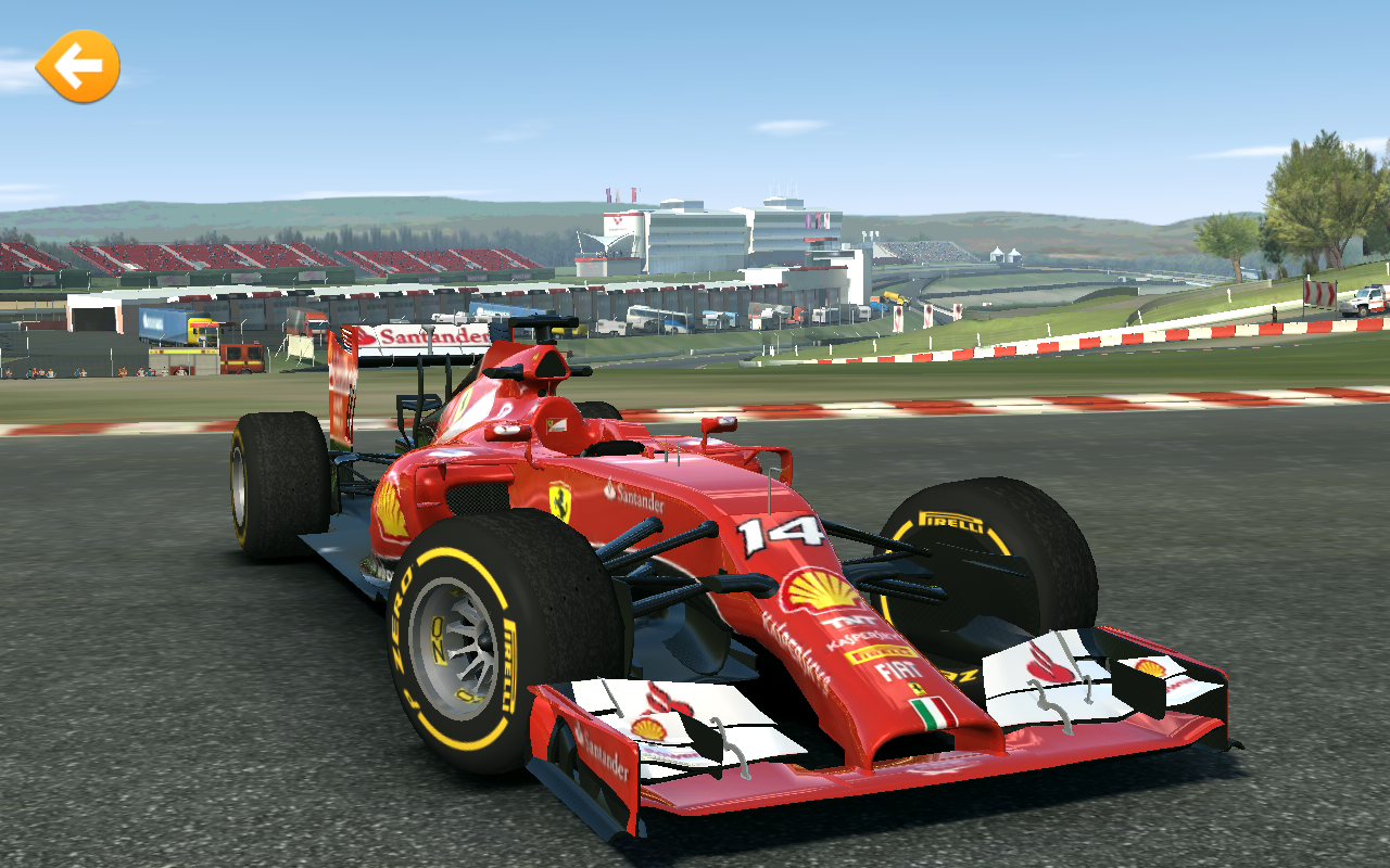 Image - Ferrari F14 T.png | Real Racing 3 Wiki | FANDOM powered by Wikia