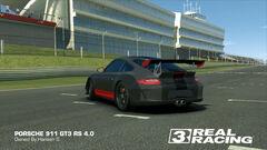 Razgriz 911 GT3 RS 4.0 (Back)