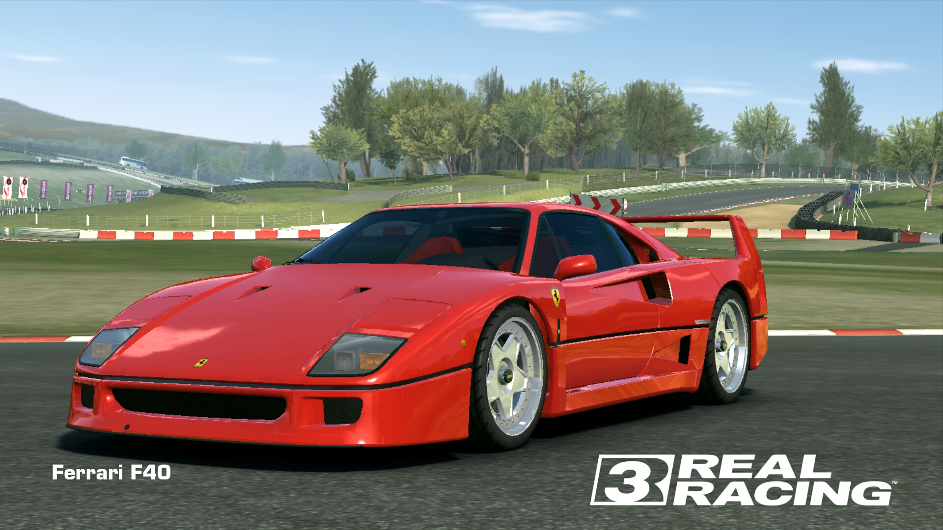 Showcase Ferrari F40