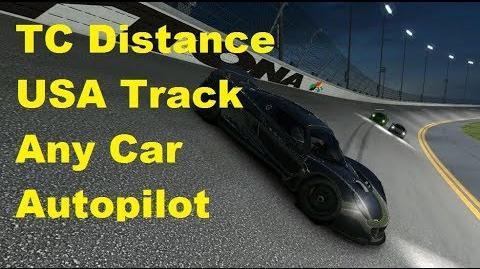 TC Distance 48,7km Daytona Autopilot