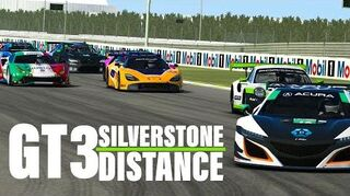 GT3 Silverstone Distance Challenge (Top 4 Options)