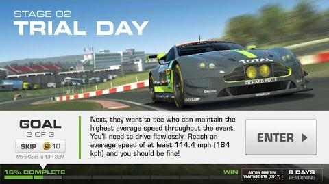 RR3 Balance Of Power Stage 2 Goal 2 No Upgrades Real Racing 3