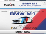 BMW M1 Championship
