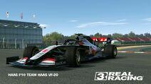 Showcase HAAS F1® TEAM HAAS VF-20