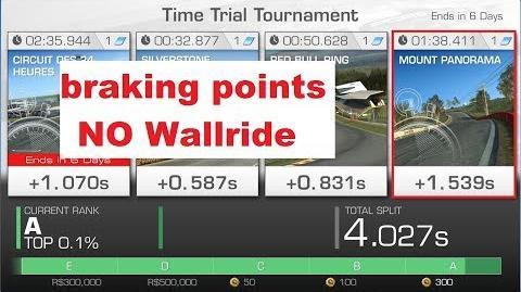 !!braking points!! WTTT MP Ford Falcon 2017 1 38.411 No wallride