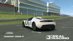 Belkan Venom GT (Back)
