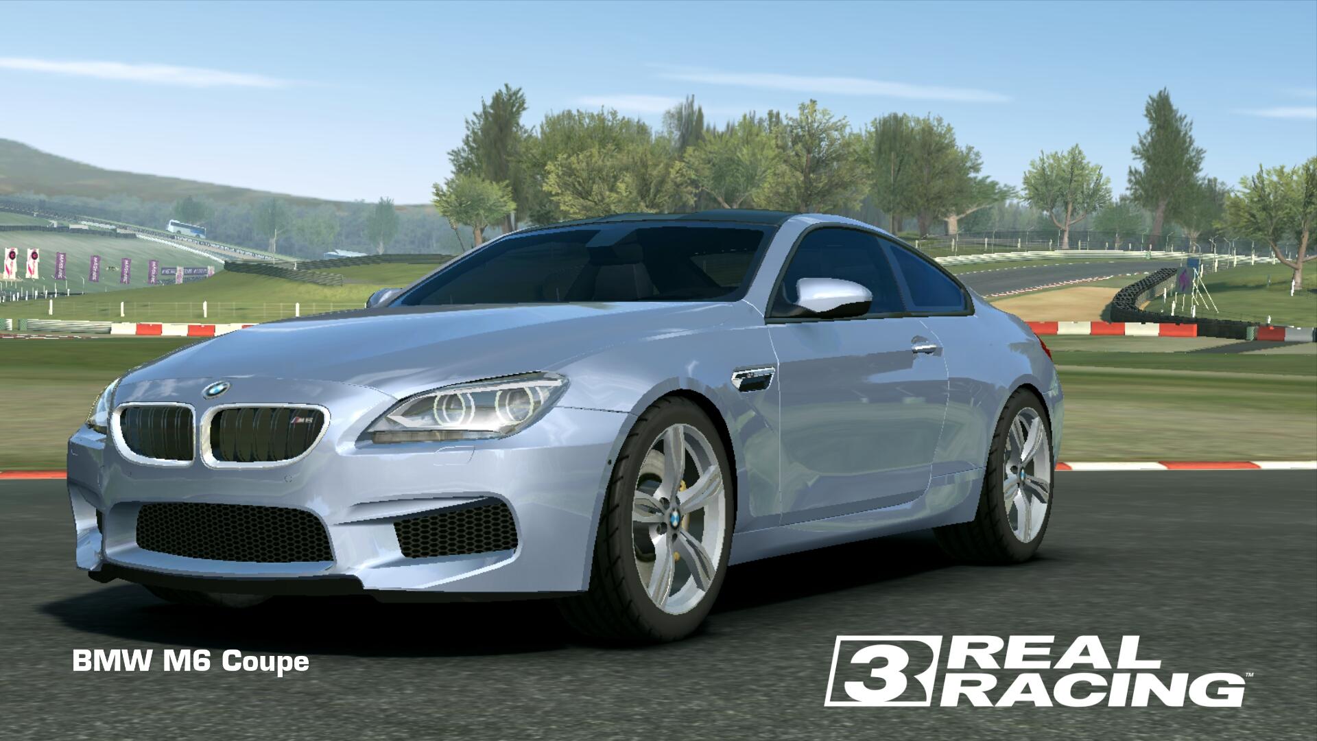 Showcase BMW M6 Coupe