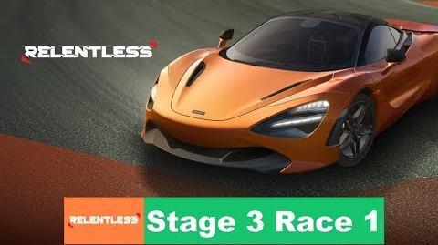 Relentless Mclaren 720S Coupe No upgrades Stage 3