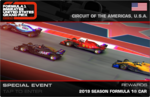 Formula 1® Emirates United States Grand Prix™ 2019