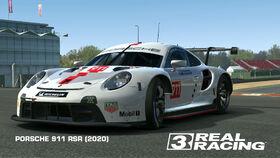 Showcase PORSCHE 911 RSR (2020)