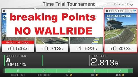 !!breaking points!! WTTT Hockenheim 00 59,597 Jaguar XJR 9