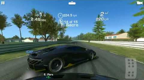 Lamborghini's Legacy, Stage 5 Race 3, Upgrades 3232122