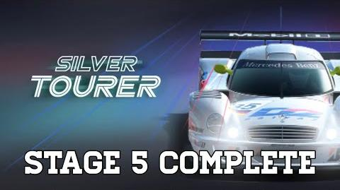 Real Racing 3 Silver Tourer Stage 5 Upgrades 3331111 RR3-1